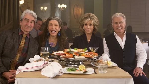 Buy Grace & Frankie: Season 1 [DVD] and You Will Get 5% Cashback via BestBuy